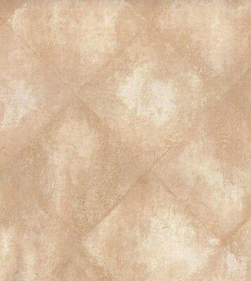 Wallpaper  Designer Beige & Cream Diamond Faux