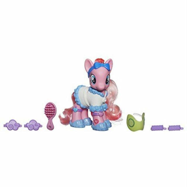 My Little Pony Pinkie Pie Fashion Style Spa Day Hasbro B3018 For Sale Online Ebay