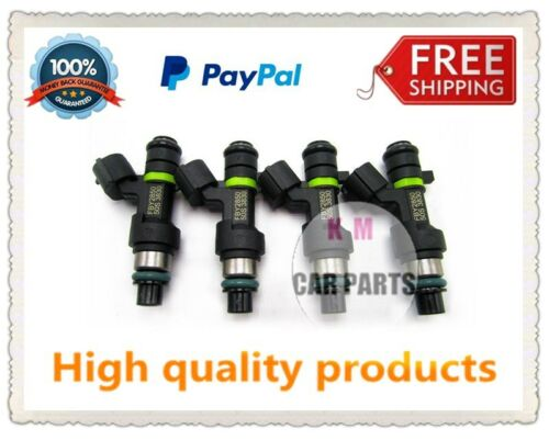 Set 4 Fuel Injector For Nissan 2.0L Cube Versa 1.8L 16600-EN200 FBY2850 FBY-2850