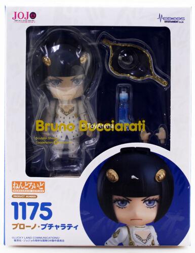 Nendoroid #1175 Bruno Bucciarati Jojo/'s Bizarre Adventure Authentic USA Seller