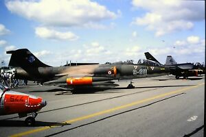 2-95-2-Lockheed-F-104-Starfighter-French-Air-Force-9-911-Kodachrome-SLIDE