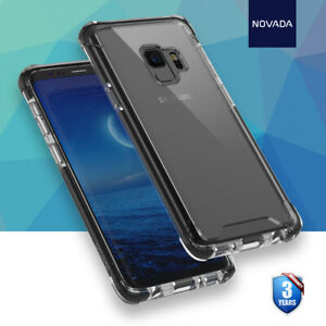 NOVADA-X-SHOCK-Hybrid-Military-Grade-Shockproof-Case-Cover-for-Galaxy-S9-amp-S9