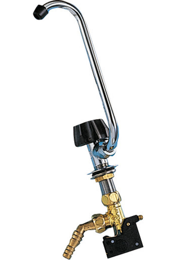 Automatischer Wasserhahn Hahn Automatik für Stiefel Yacht / integrierter Schalter