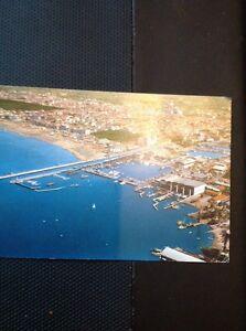K18 postcard stamped 1980s Viareggio Panorama View - Leicester, United Kingdom - K18 postcard stamped 1980s Viareggio Panorama View - Leicester, United Kingdom