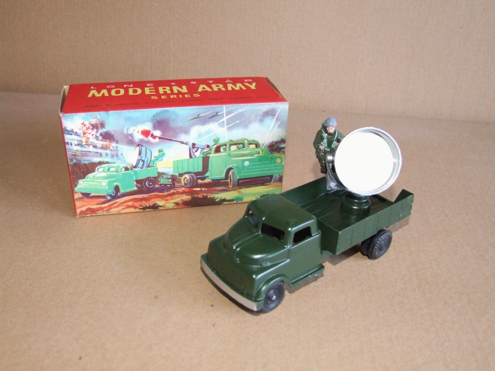 Lone Star armée moderne Series Searchlight Lorry