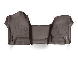 Details About Weathertech Custom Car Truck Floor Mats Floorliner 445431 1st Row 1 Piece Cocoa