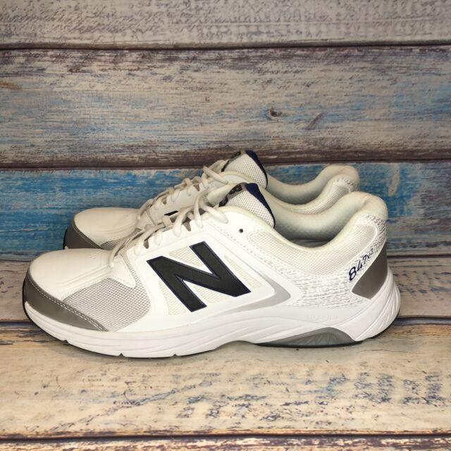 New Balance 847v3 MW847WT3 Walking Shoes Men's Size 12 D White