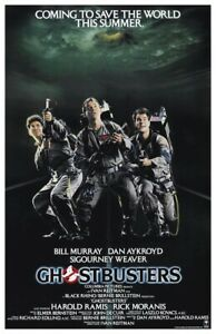 Ghostbusters Movie Poster 11x17 Mini Poster