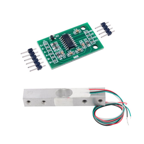 1//4//10Pcs 1//2//3//5//10//20KG Load Cell Weight Sensor HX711 AD Weighing Module