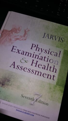 Physical Examination and Health Assessment by Carolyn Jarvis (Hardcover,  7th Edition, 2015)