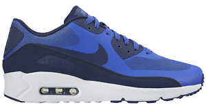 NEW Men's Nike Air Max 90 Ultra 2.0 shoes Size  6.5 color  bluee