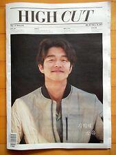 GONG YOO F(X) Sulli 4minute JiHyun-HIGH CUT No.191/Magazine korea/February  2017