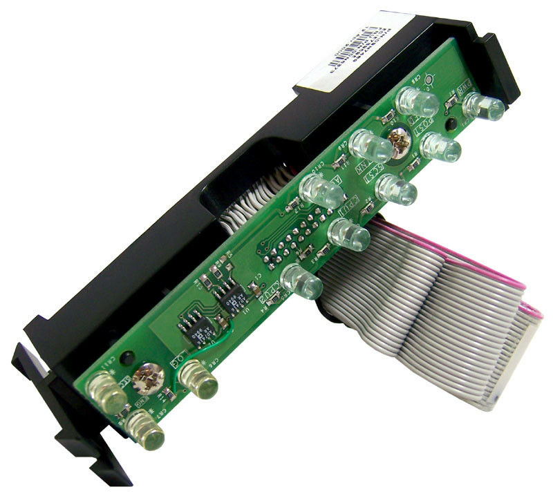 IBM Front LED Board Panel with 00N6371 Cable Assembly Netfinity 5600 - 00N6373