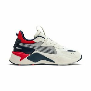 Details about New Puma RS-X Hard Drive Whisper White/Peacoat Sneakers  Running Shoes 369818 03