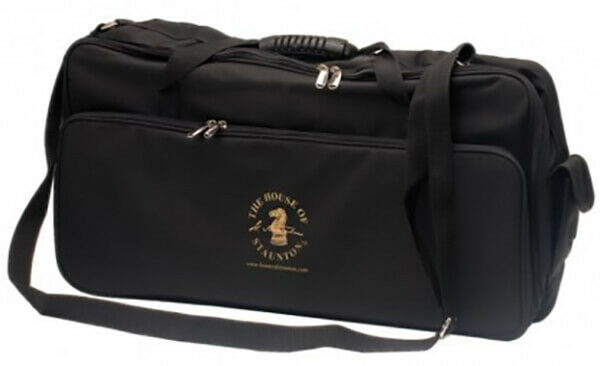 The House of Staunton Deluxe Tournament Chess Bag