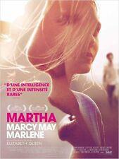 Affiche 40x60cm MARTHA MARCY MAY MARLENE 2012 Elizabeth Olsen, Hawkes TBE