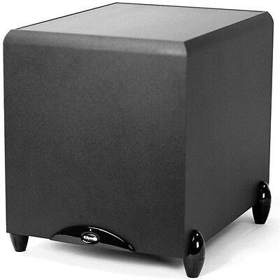 """Klipsch Synergy Series 12"""" 300-Watt Subwoofer High Gloss Trim (Black) SUB-12HG"""