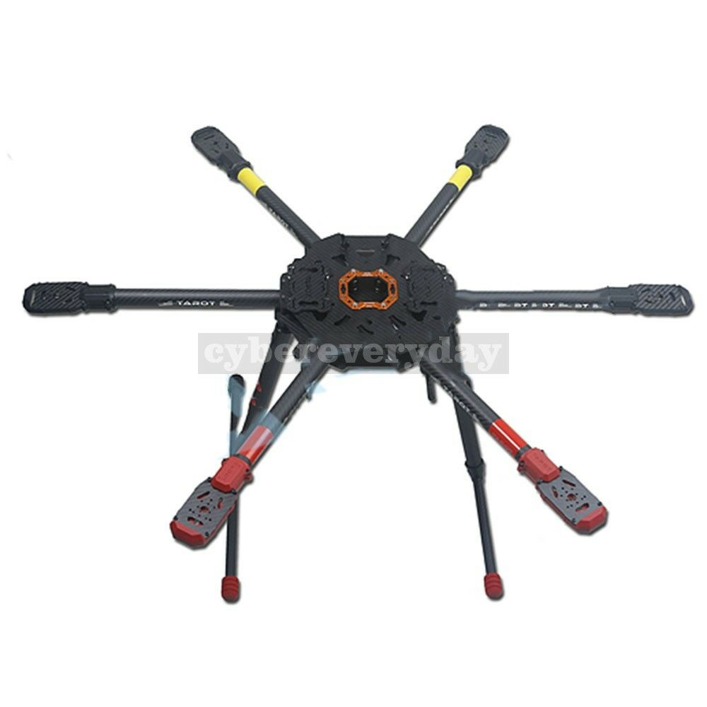 Tarosso 810Sport FPV 6 Axis Multicopter Frame + Retractable Leing Gear TL810S01
