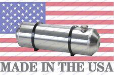 10X33 Spun Aluminum Gas Tank 11 Gallons - Buggy, Farm Machinery, Sandrail