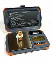 20g X 0001g Digital Pocket Scale With Cal Weight Herb Gram Jewelry Karat Gold