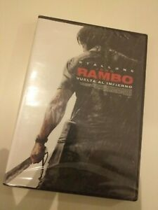 Dvd-JOHN-RAMBO-vuelta-al-infierno-de-STALLONE-nuevo-precintado