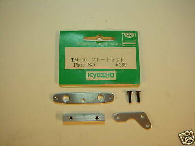 TM-10 Plate Set - Kyosho Triumph