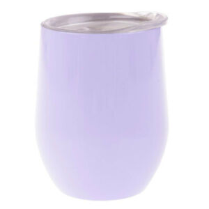 Oasis 300ml Stainless Steel Double Wall Insulated Wine Drinkware Tumbler Lilac