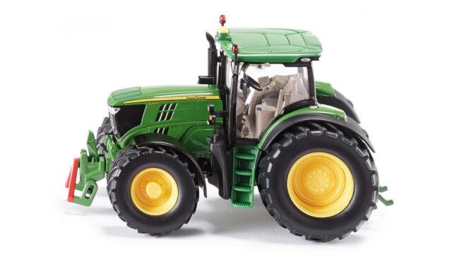 SIK3282 - Tracteur JOHN DEERE 6210R équipé du relevage avant -  -