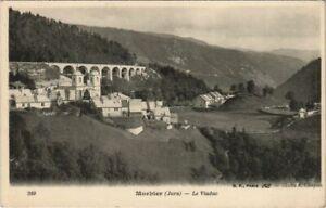 CPA MORBIER - Le Viaduc (150355)