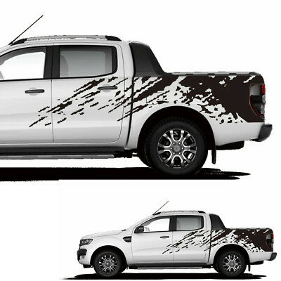 Ford Ranger sticker decals Set Of Two