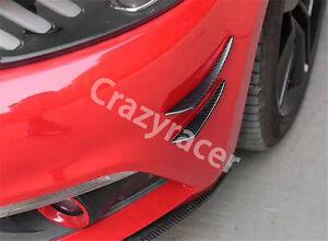 Carbon-Fiber-Front-Bumper-Air-Knife-Decoration-for-Audi-A4-B9-S4-A5-S5-RS4-RS5