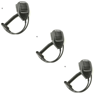 Speaker Microphone For BaoFeng UV-9R Plus BF-A58//9700//R760 GT-3WP Walkie Talkies