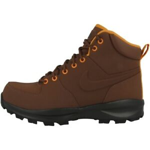 Nike-Manoa-Leather-Boots-Leather-Shoes-Outdoor-Fauna-Brown-454350-203
