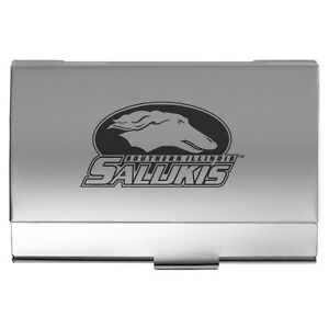 Southern illinois university pocket business card holder for Uiuc business cards