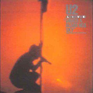 U2 / Under A Blood Red Sky *NEW* CD