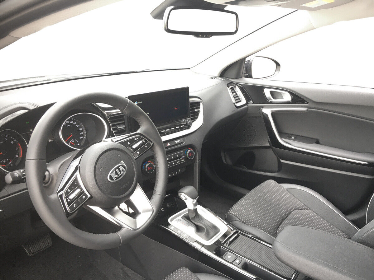 Kia Ceed 1,5 T-GDi mHEV Comfort Upgrade SW DCT - billede 9