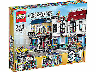 LEGO Creator Bike Shop & & & Café (31026) cb41c7
