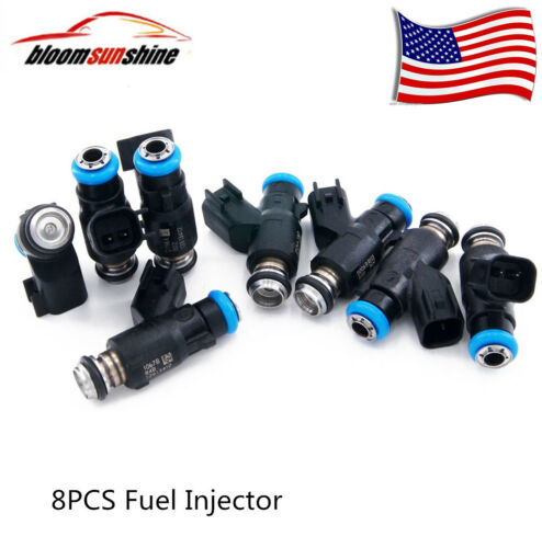 8pcs12613412 Fuel Injector set of 8 case For GM  2010-2013 6.0L Silverado Sierra