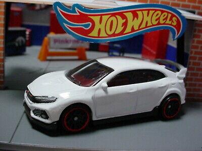 Hot Wheels Honda Civic Type R Weiß//White HW Nightburnerz