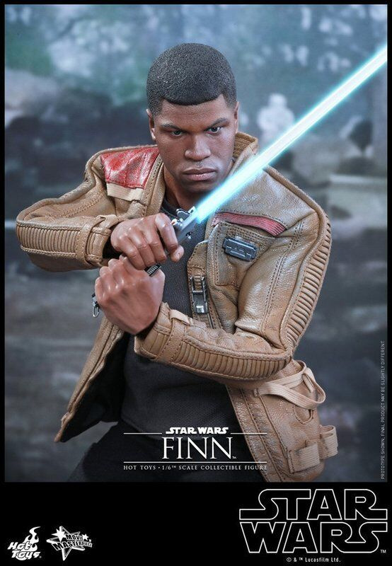Movie Masterpiece Star Wars / Force awakens Fin 1/6 Scale Plastic painted Figure