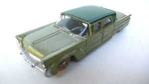 Dinky Toys France Lincoln Première Ref 532 Bon État 1959/65
