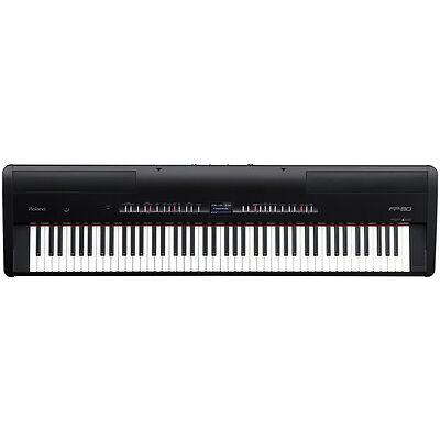 Roland FP-80 Digital Piano - Black
