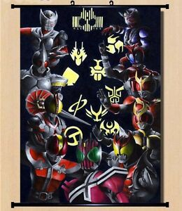 Kamen Rider Gaim Kota Kazuraba Home Decor Poster Wall