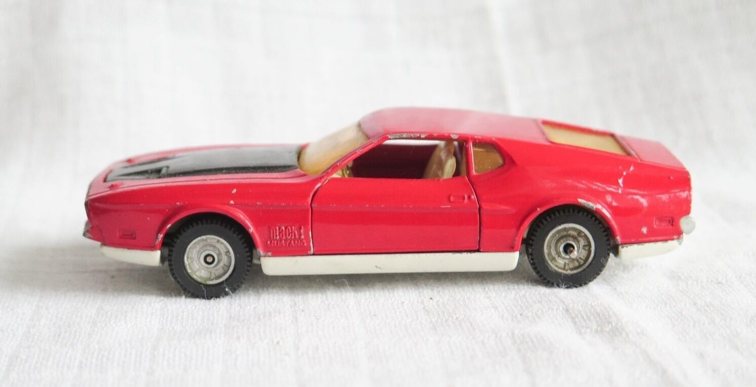 CORGI JAMES BOND 007 FORD MUSTANG MACH 1 DIAMONDS ARE FOREVER FILM DIECAST