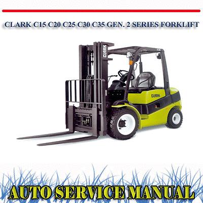 Clark Forklift C20 Ingition Wiring Diagram    Wiring Diagram