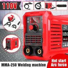 110v 225 Amp Mini Electric Welding Machine Igbt Dc Inverter Arc Mma Stick Welder