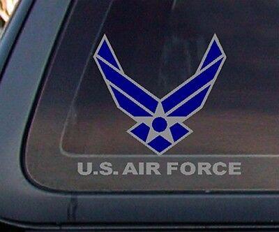 USAF : U.S. Air Force Car Decal / Sticker