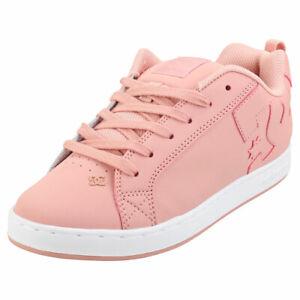 DC Shoes Court Graffik Womens Rose
