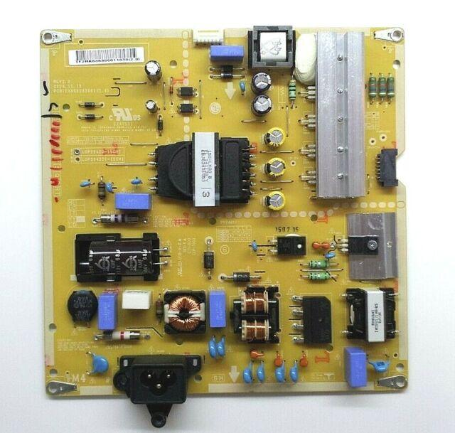 POWER SUPPLY  EAY63630601 EAX66203001 PARA LG 42LF652V