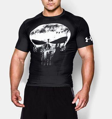 Under Armour Men's UA Alter Ego Punisher Compression Shirt